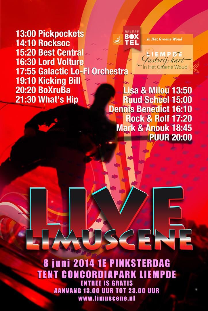 BoXruBa // Limuscene Festival